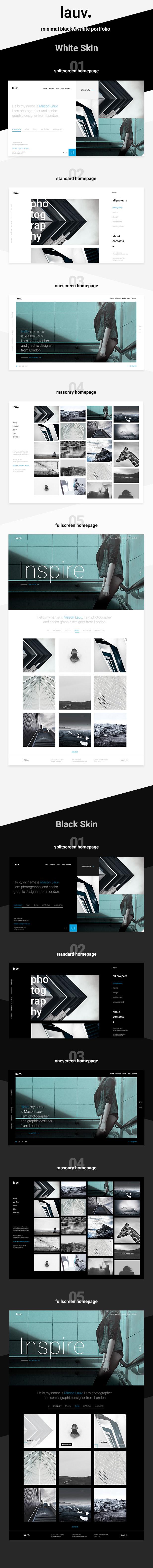 Portfolio | Lauv Portfolio WordPress for Creative Portfolio - 4