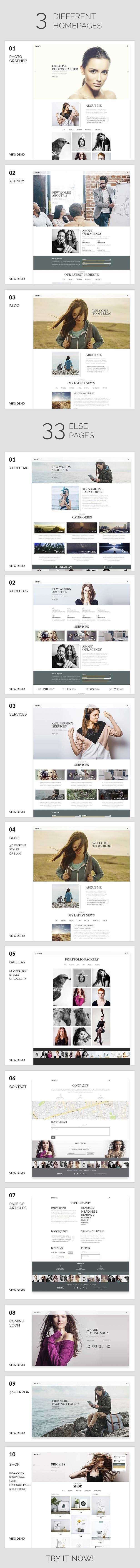 Photography   Stihiya Photography WordPress for Photography - 6