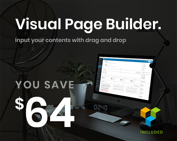 Olvi | A Creative MultiPurpose WordPress Theme - 7